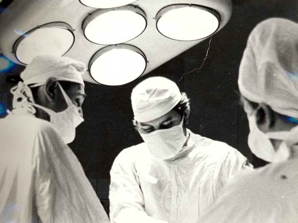 zriadené ortopedické oddelenie